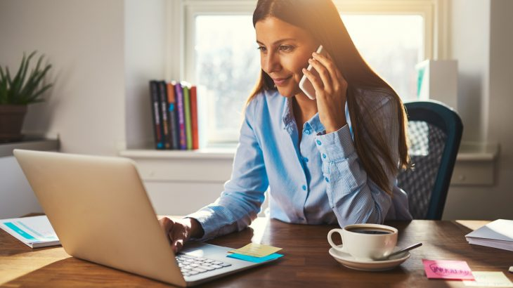 Working from home benefits the environment and personal well-being • Earth.com
